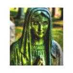 Lona envuelta Maria de la madre Lona Estirada Galerías