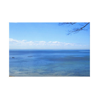 Lona envuelta NullValue del jjhelene de la playa Lienzo Envuelto Para Galerías