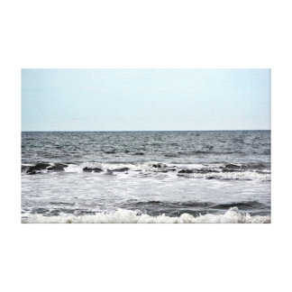 Lona escénica del paisaje marino impresiones de lienzo