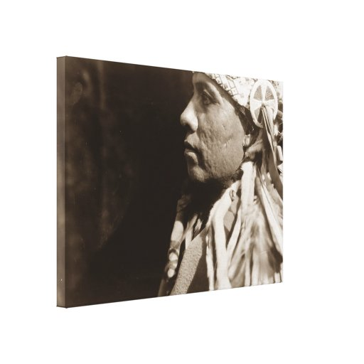 Lona estirada indio del nativo americano de impresiones en lona estiradas
