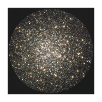 Lona globular del racimo lienzo envuelto para galerias