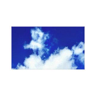 Lona nublada impresiones en lona