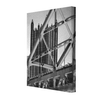 Lona-PPG de Pittsburgh-PhotoWall Impresión De Lienzo