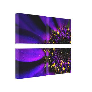 Lonas de la flora del panel del patio impresión en tela