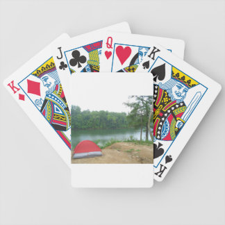 Lonas Young Park    La Follette, Tennessee Bicycle Playing Cards