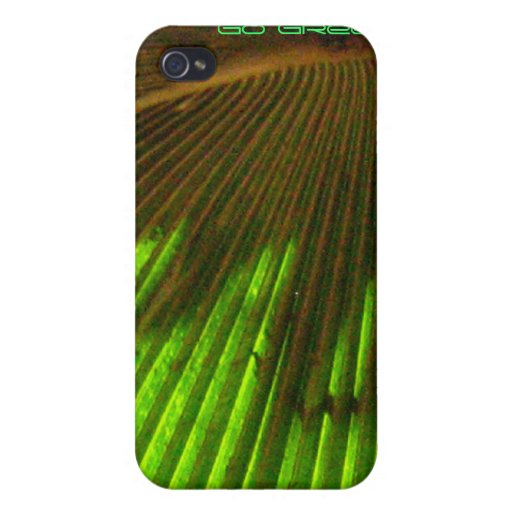 Lonavala Foliage - Abstract Cover For iPhone 4