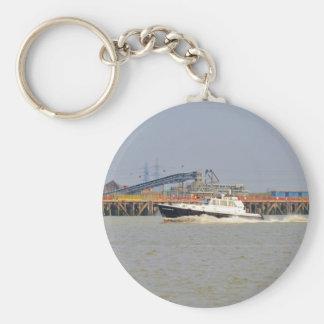 Londinium III Patrol Boat Key Chains