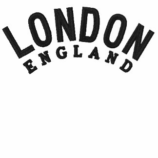 London 11 Embroidered Pink Long Sleeve Shirt
