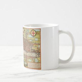 London 1572 coffee mug