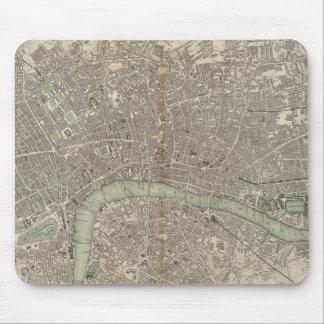 London 1843 mouse pad