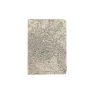 London 1843 passport holder