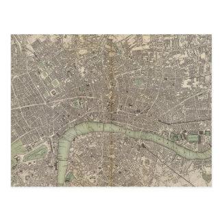 London 1843 postcard