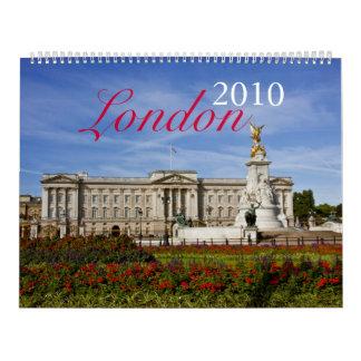 London 2010 Calendar