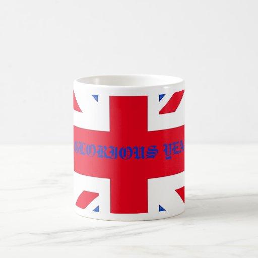 LONDON 2012 CLASSIC WHITE COFFEE MUG