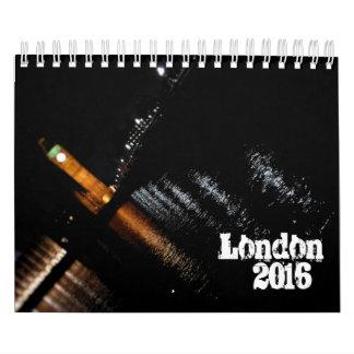 London - 2016 Calendar