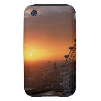 London 2 tough iPhone 3 cover