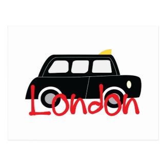 London 2 postcard