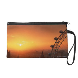 London 2 wristlet purse