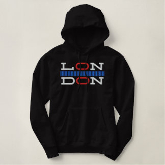 London 3 Embroidered Shirt