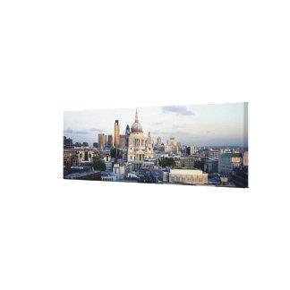 London 4 canvas print