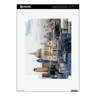 London 5 iPad 3 decal