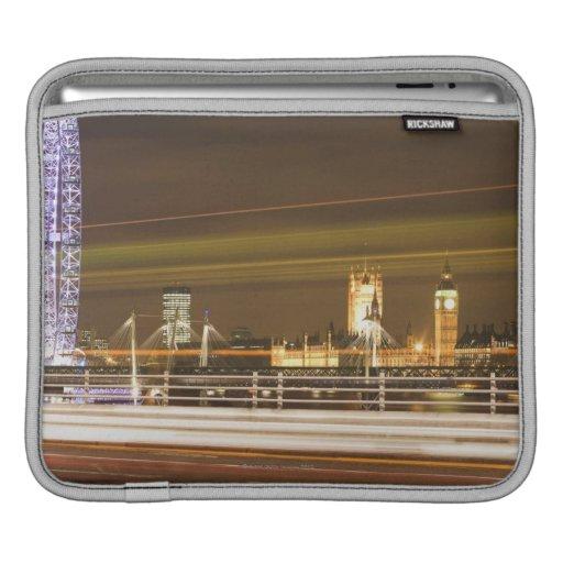 London 6 iPad sleeve