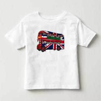 London Abso-Bloody-Lutely Toddler T-shirt