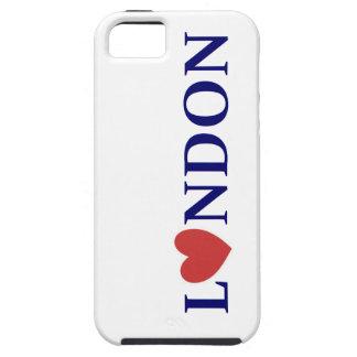 London amor iPhone 5 cárcasa