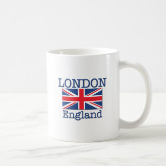 London and Union Jack Coffee Mug