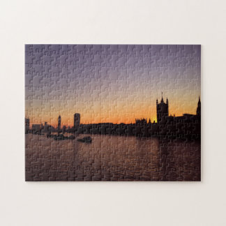 London at Sunset Puzzle