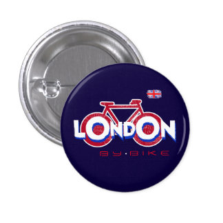 London bicycling button