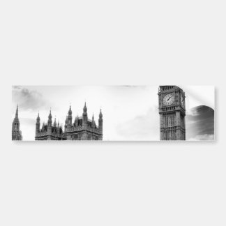 London Big Ben Bumper Sticker