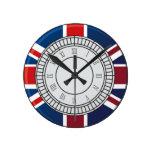 London Big Ben Clock Face Wall Clock