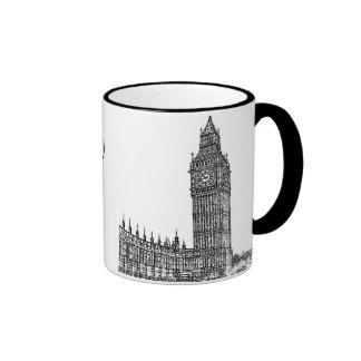London ~ Big Ben Ringer Mug