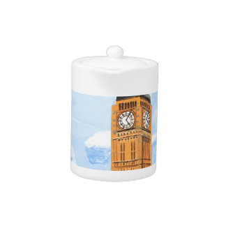 London Big Ben Teapot