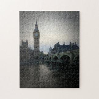 London - Big Ben - Thames Puzzle