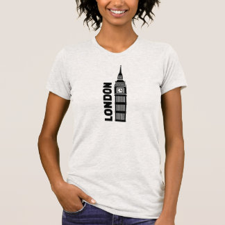 London Big Ben T-shirts