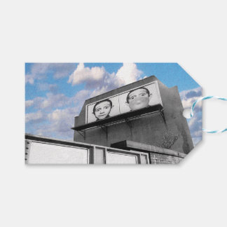 LONDON BILLBOARD (URBAN CHIC PHOTOGRAPHY) GIFT TAGS