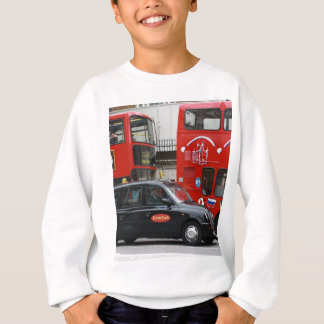 London Black Cab Taxi Sweatshirt