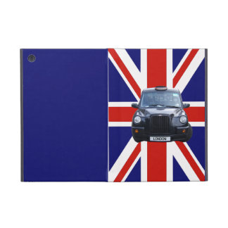 London Black Taxi Cab iPad Mini Cover