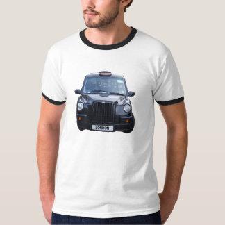 London Black Taxi Cab T-Shirt
