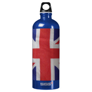 london blue SIGG traveler 1.0L water bottle