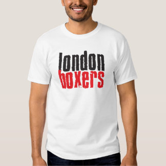 London Boxers T Shirt Classic