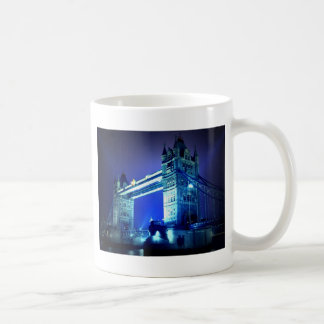 London Bridge at Night Coffee Mug