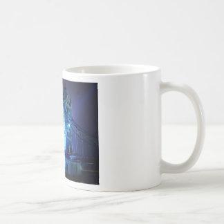 London Bridge at Night Coffee Mug