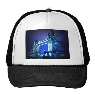 London Bridge at Night Trucker Hat
