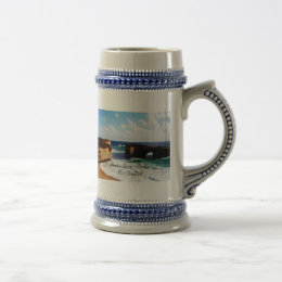 London Bridge Beer Stein