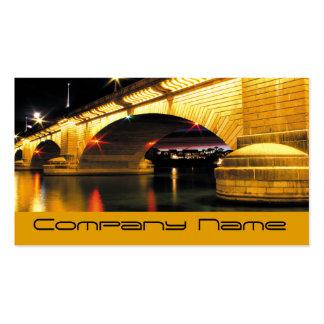 London Bridge Business Cards