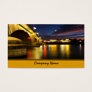 London Bridge Business Cards