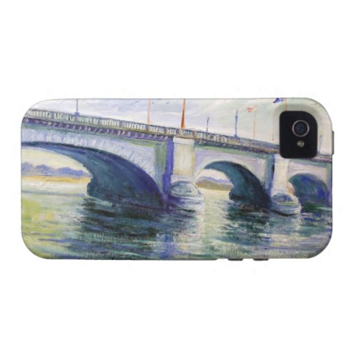 London Bridge by Alfred Zwiebel Case For The iPhone 4